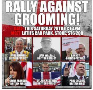 Paul Golding fascist