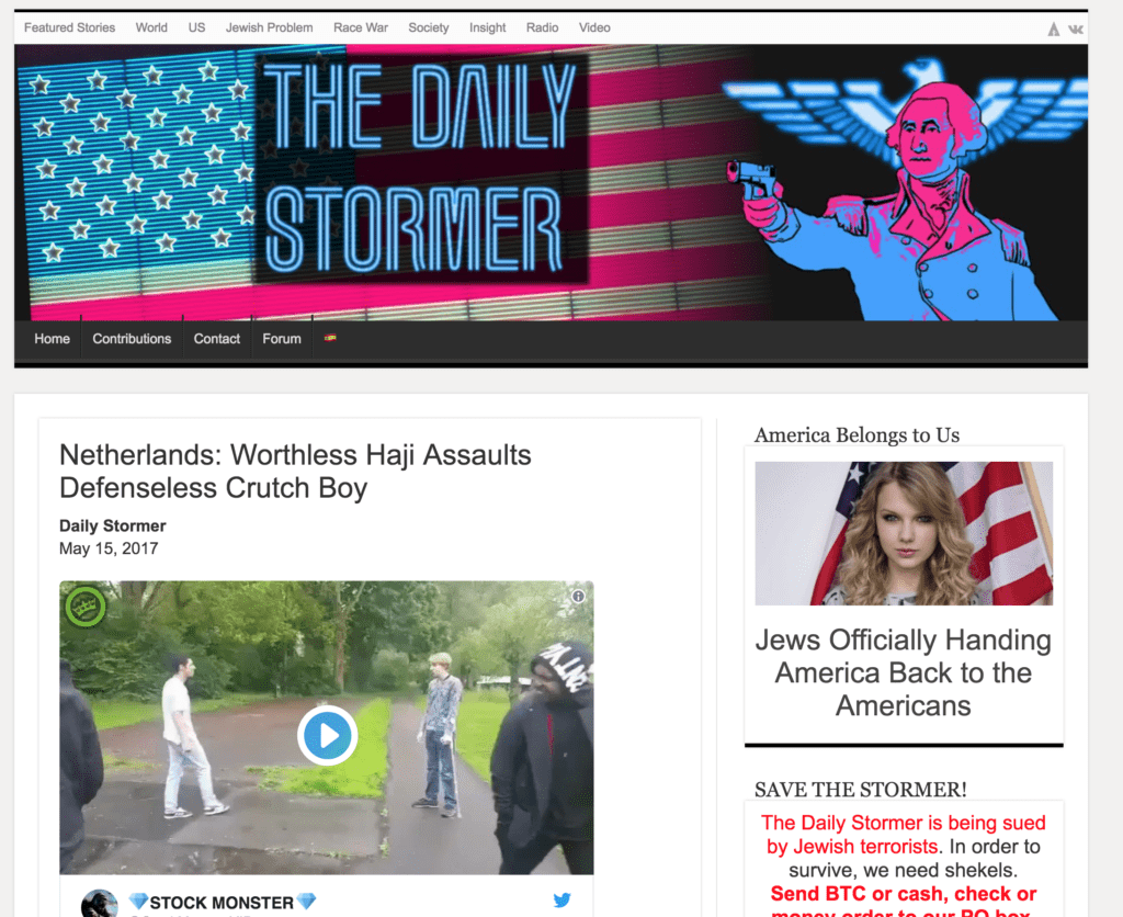 dutch abused boy daily stormer