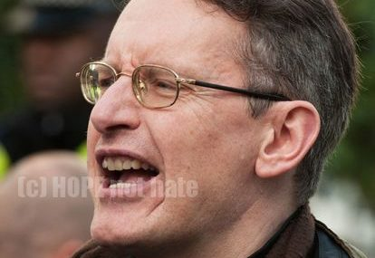Jeremy Bedford-Turner, figurehead of the London Forum