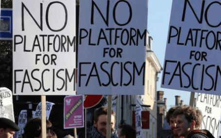 No platform protest