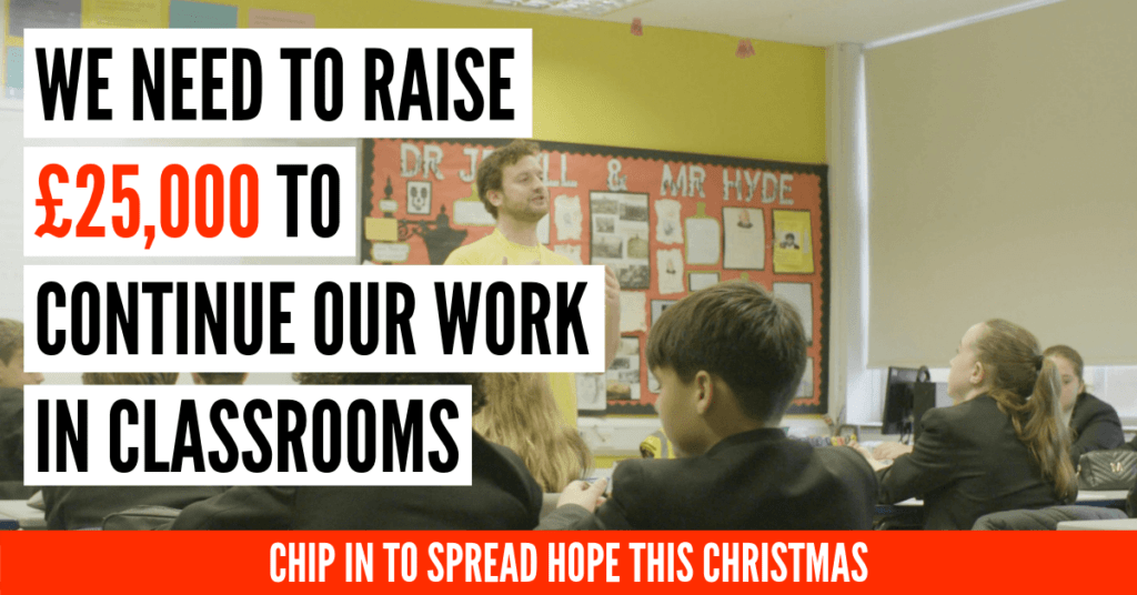 Support the HOPE not hate Christmas appeal.