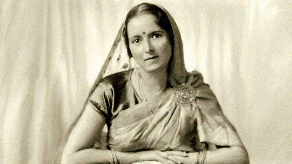 """Savitri Devi, who remains best known for merging elements of Hinduism and Hitler-worship to form the quasi-religion """"Esoteric Hitlerism""""."""