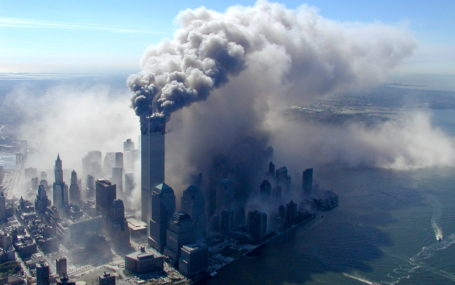 World Trade Center 11 Septemper 2001. Photo: flickr.com/911pics