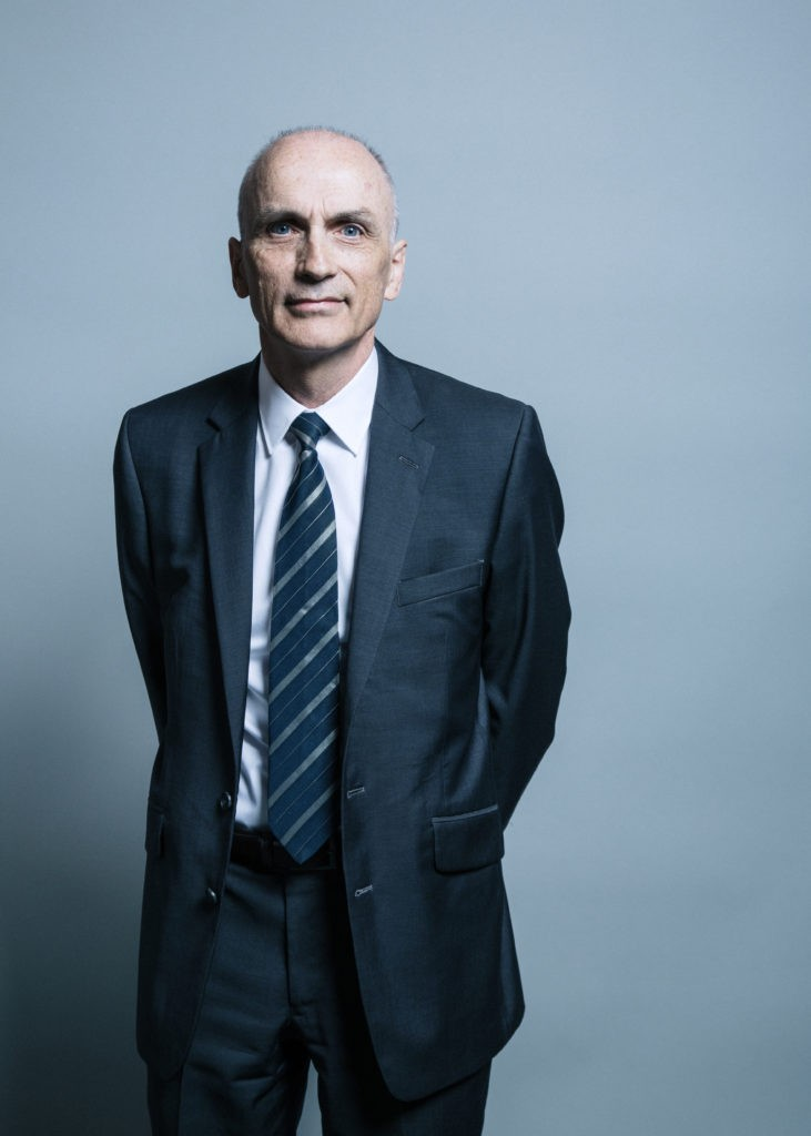 Disgraced former Labour MP Chris Williamson
