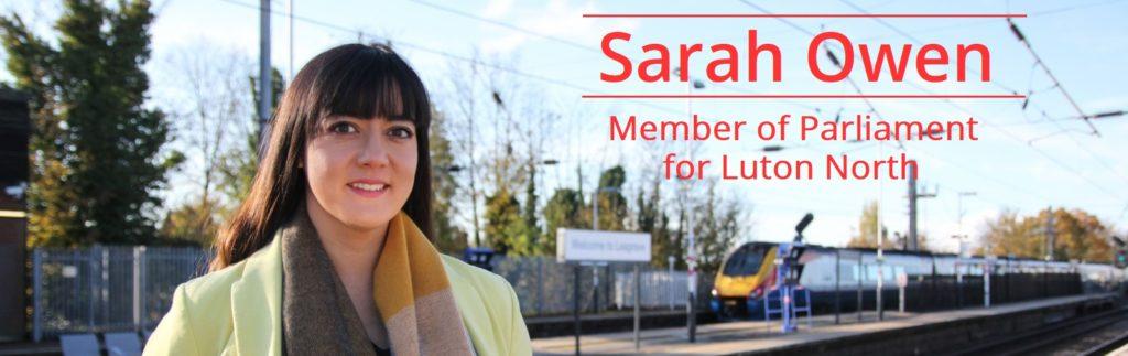 Sarah Owen MP