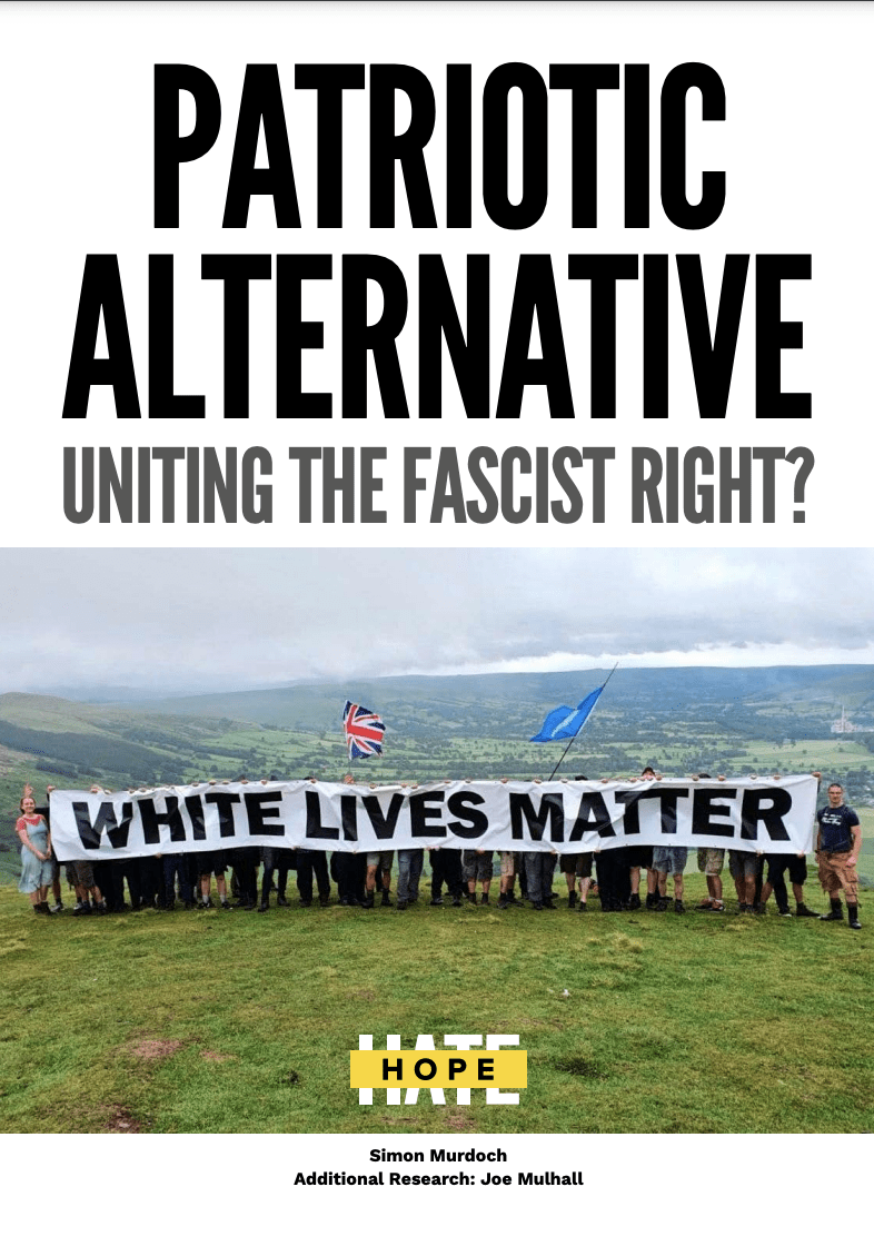 UNITING THE FASCIST RIGHT?