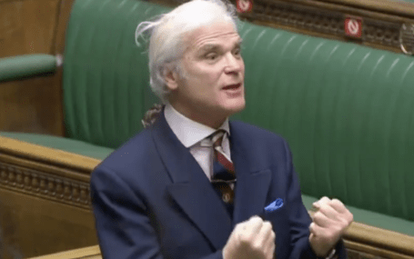 Desmond Swayne MP