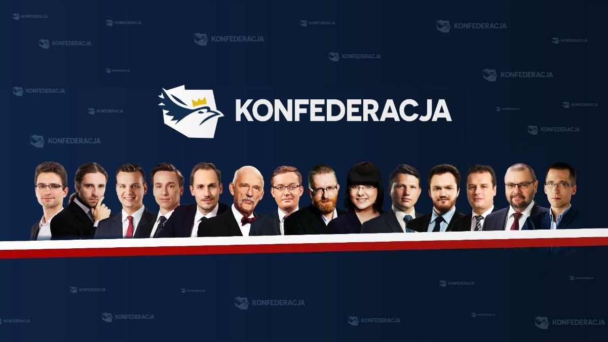banner KONFEDERACJA
