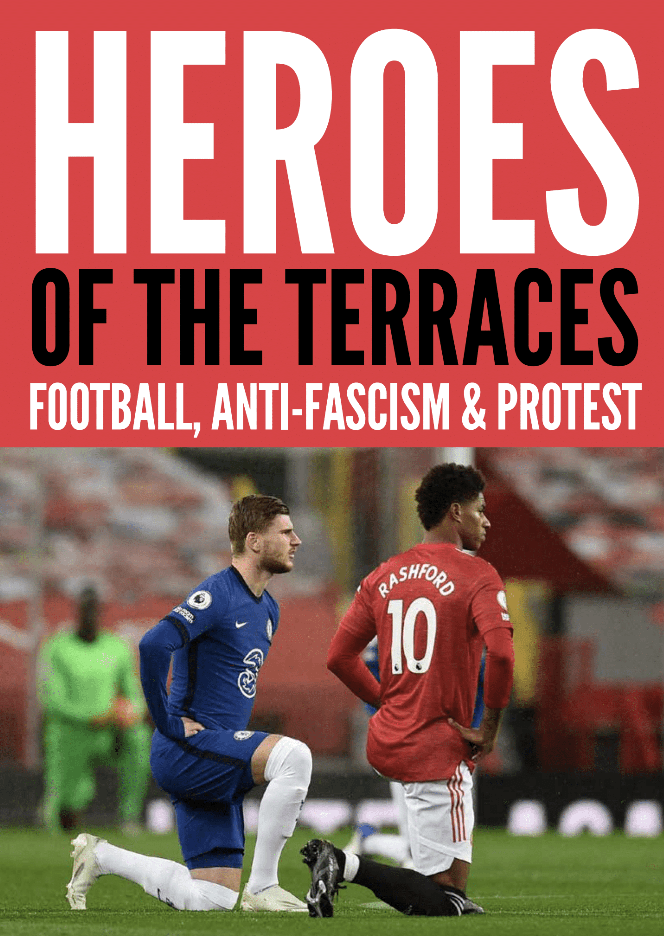 Front cover of Heroes of the Terraces