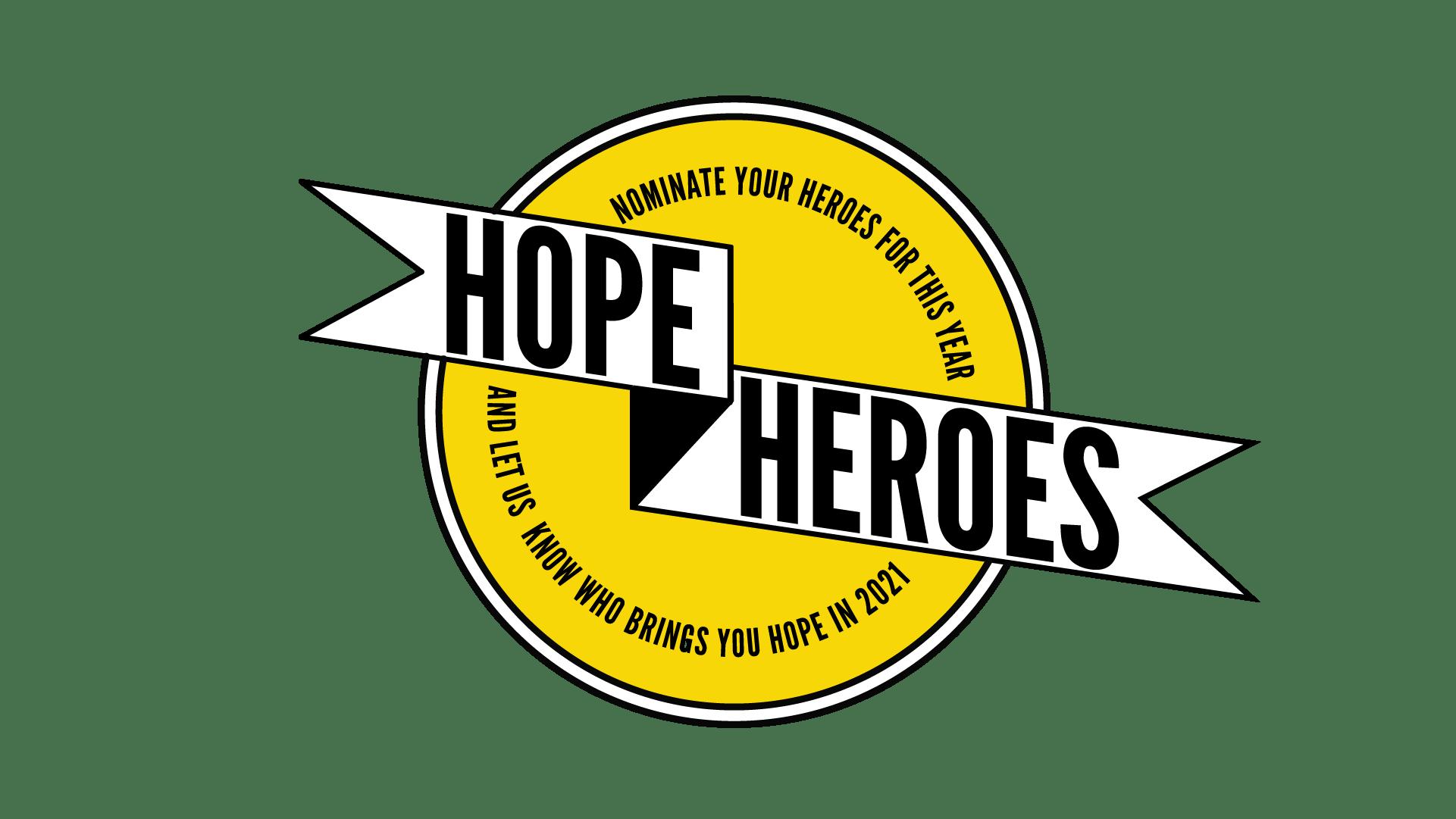 HOPE heroes nomination