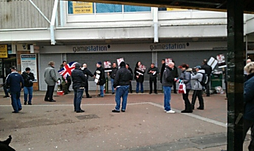 BNP: Only the support act these days