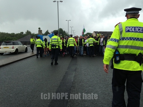 Marching: On a road to nowhere