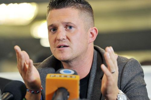 Who are you: Former EDL leader Tommy Robinson