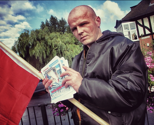 Polish Nazi From The NOP