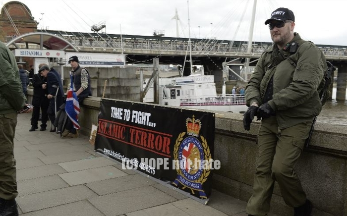 Britain First: Not an ad for the YMCA